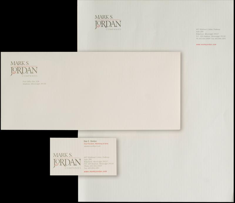 Mark S. Jordan Companies III - Imaginary Company