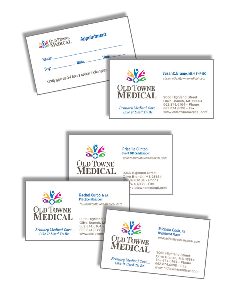 Olde Towne Medical — Imaginary Company