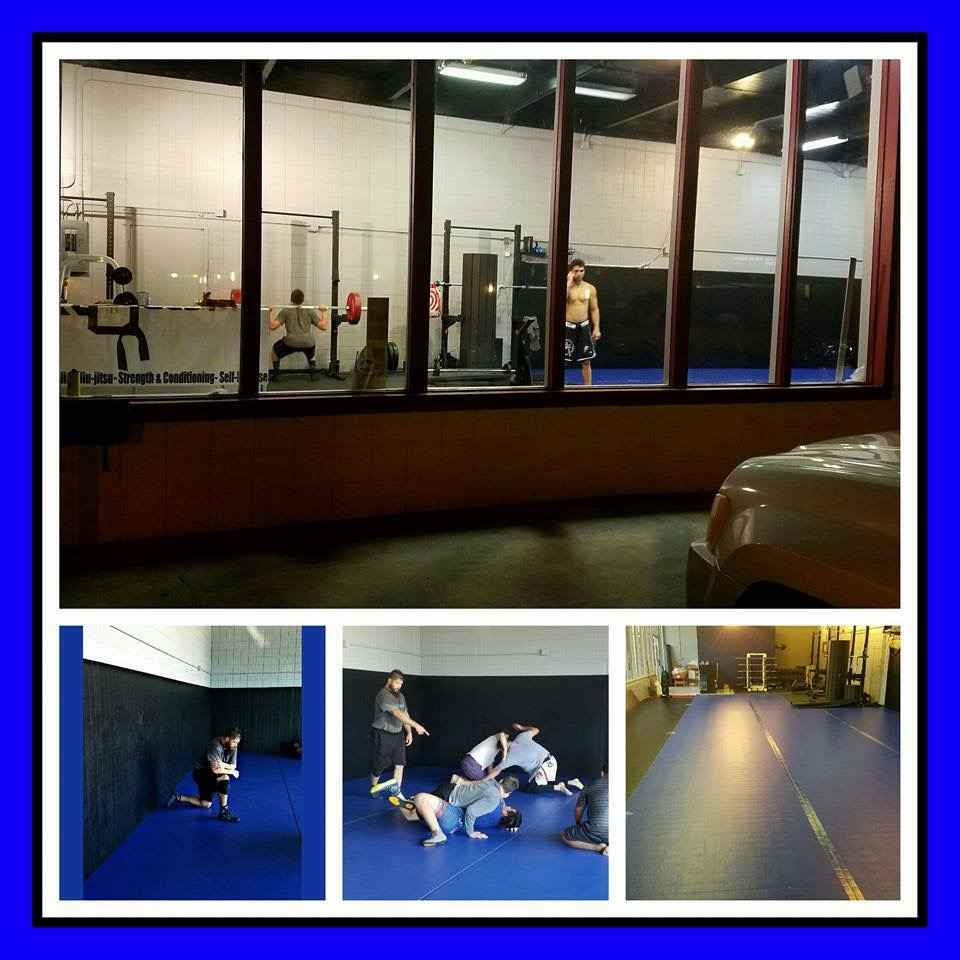 WE'RE OPEN! Strength, Conditioning, Wrestling, and more.