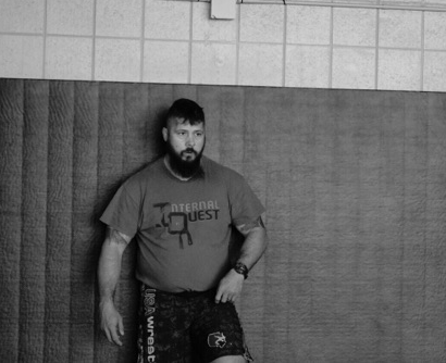 Wrestling Coach Shawn Henebry