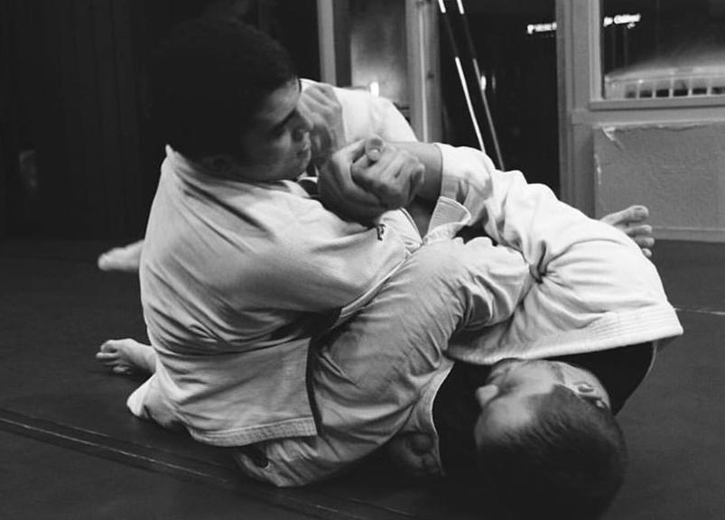 Brazilian Jiu-Jitsu at Internal Quest Training Center
