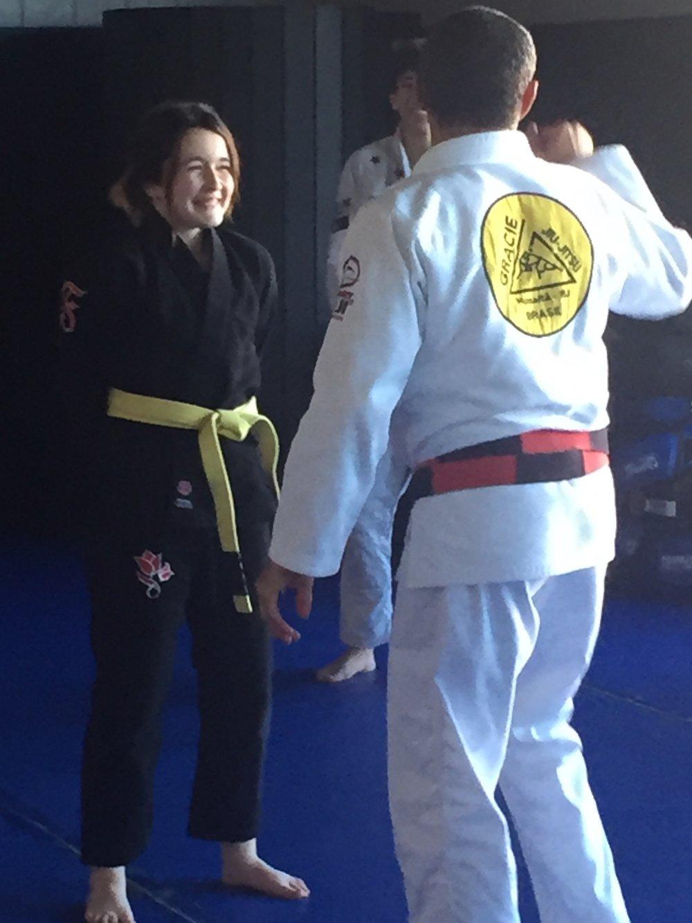 Master Royler Gracie teaches Seminar