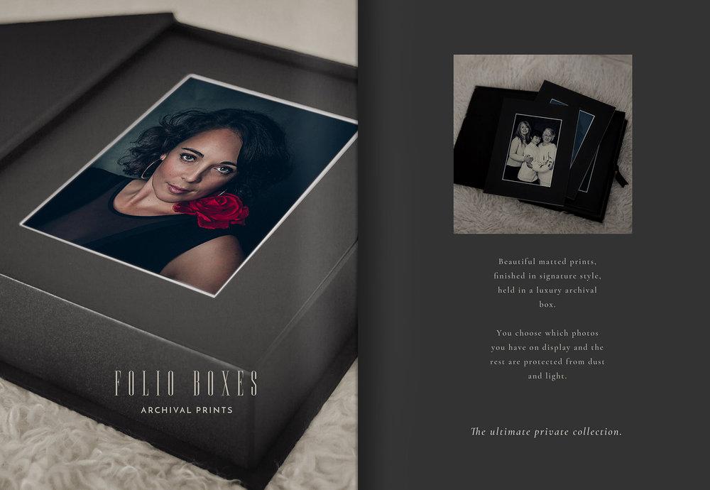 Lookbook 2019 - Folio Boxes