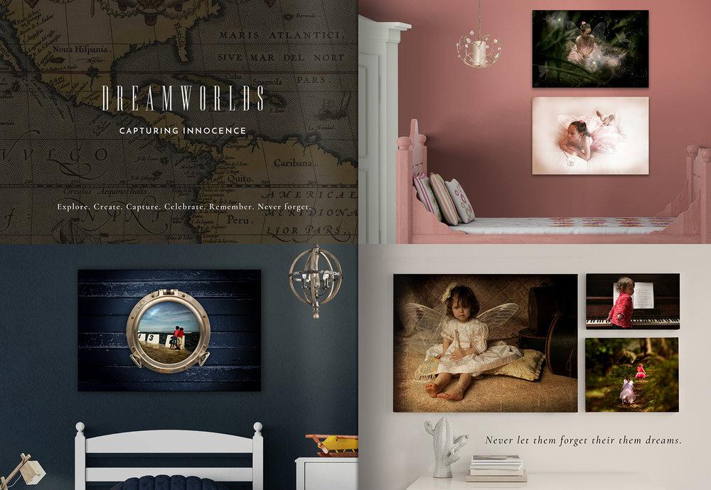Lookbook 2019 - Dreamscapes