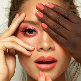 From light to darker skin tones - this shade has a universal appeal.