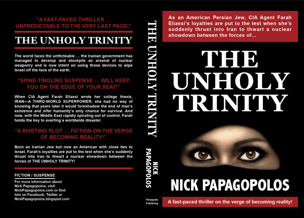The Unholy Trinity by Nick Papagopolos