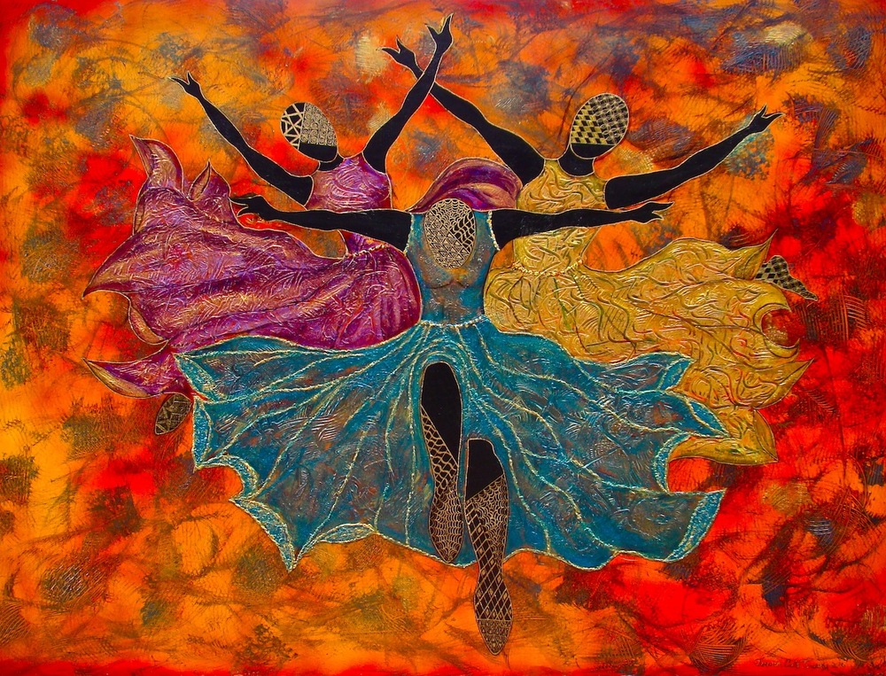 Mystical Dancers