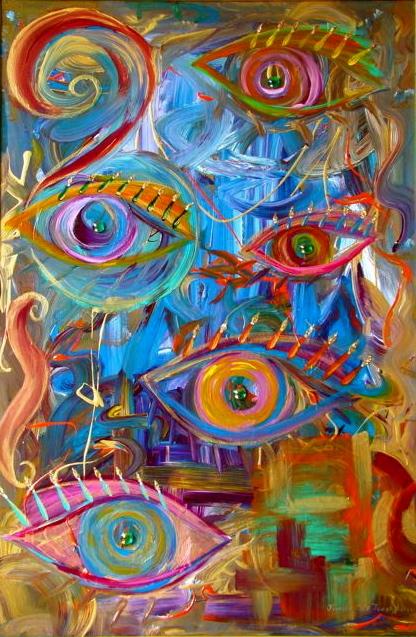 Artist's Eyes