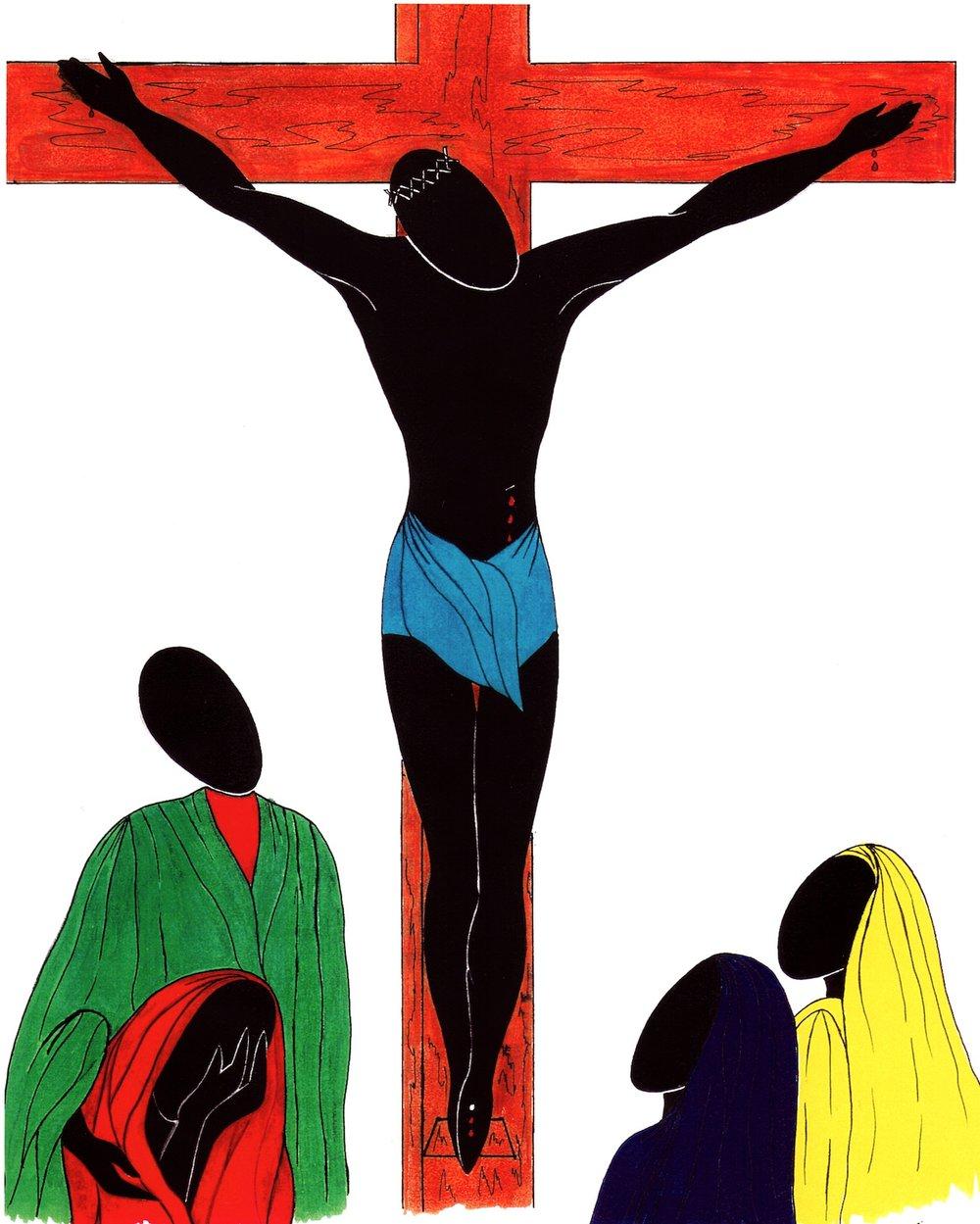 The Crucufixion
