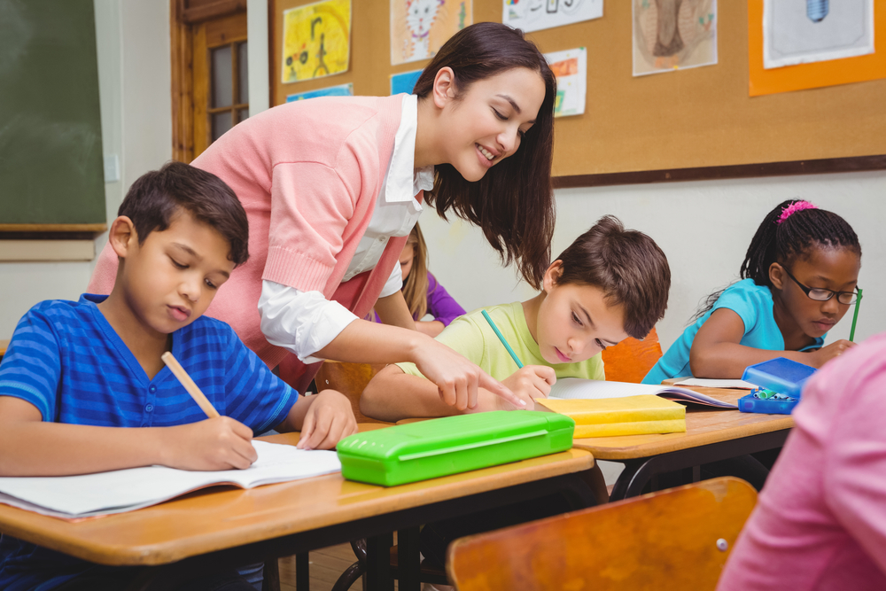 Importance of Writing in Elementary School