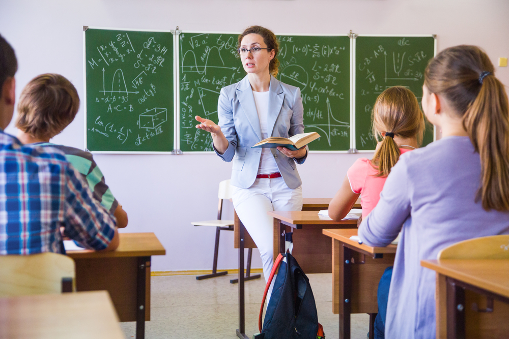 Teacher Stress Prevention