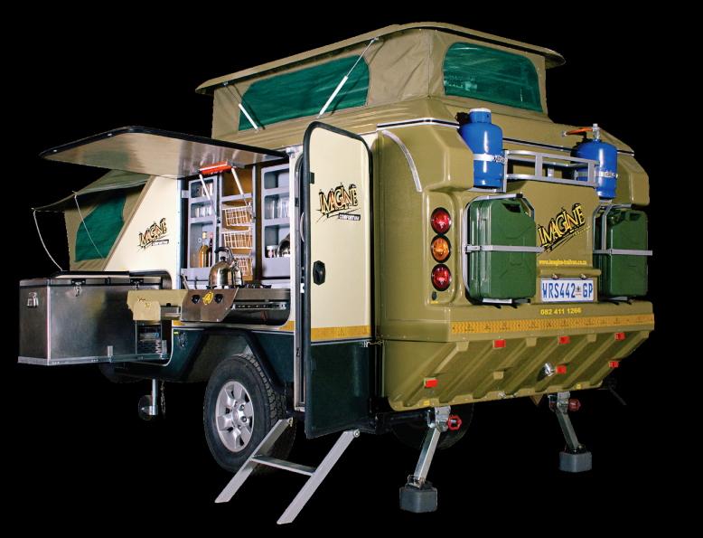 The Imagine Comfortvan.