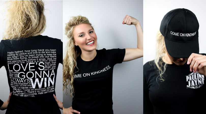 'LOVE'S GONNA ALWAYS WIN' MERCHANDISE AVAILABLE NOW! - T-shirts, cds, HATS and more!