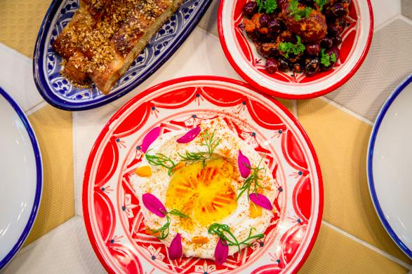 Image by Food Junkie Chronicles, Stella Yu (Byblos)
