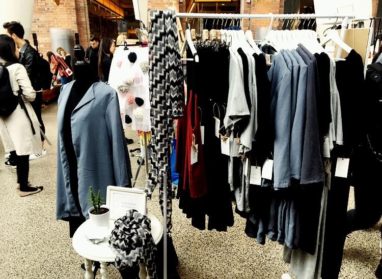 Cassandra Elizabeth designs at InLand Toronto Spring 2017