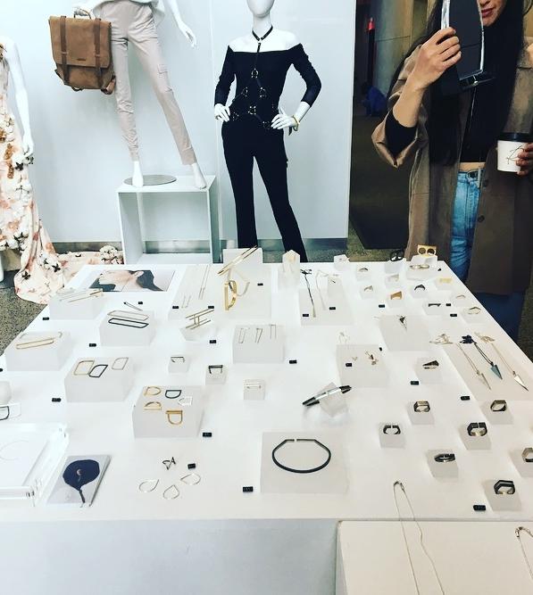 ARC Jewellery at InLand Toronto Spring 2017