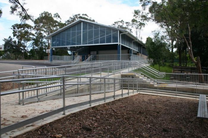 Winmalee Public Primary School, NSW. Image courtesy of http://www.avalonconstructionsnsw.com.au