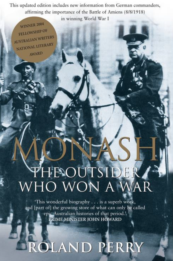Monash was one of the most progressive Allied Commanders in World War I – he was a proponent of Armoured war-fighting. We have adapted these principles for our Armoured fire-fighting Strike Teams.