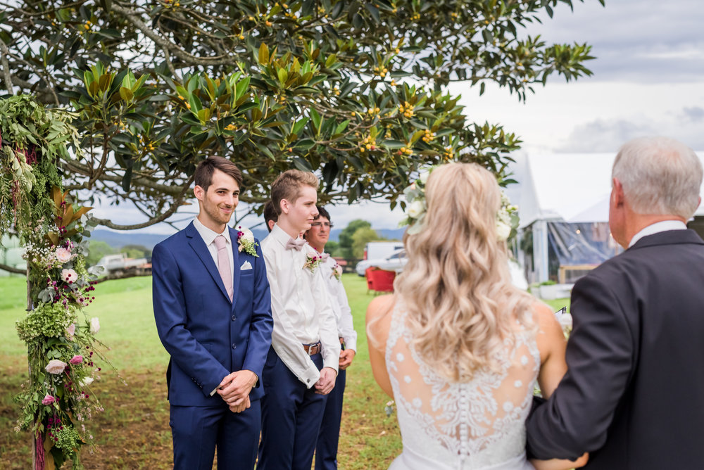 Taree Wedding Videographer