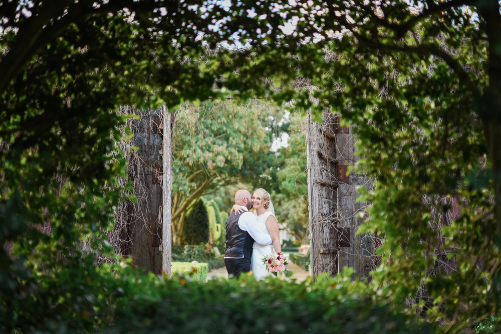 Hunter Valley Gardens Wedding