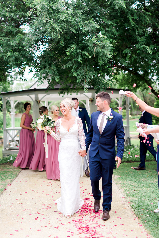Hunter Valley Gardens Wedding Photographer