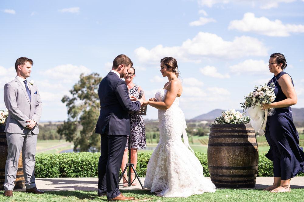 Tuscany Wine Estate Wedding Photographer