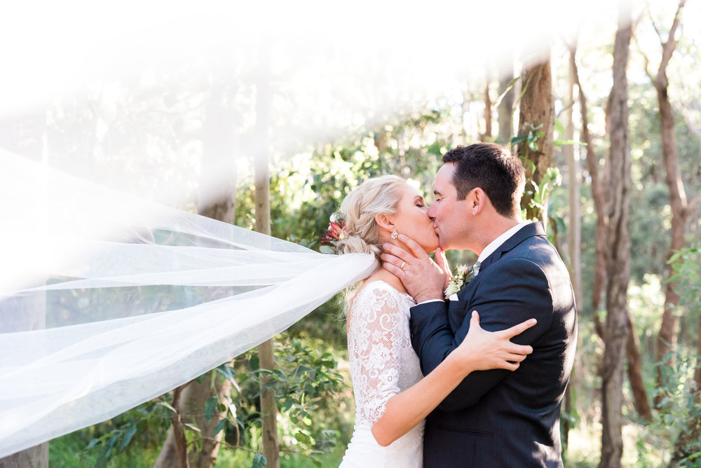 Wedding Photographers Hunter Valley