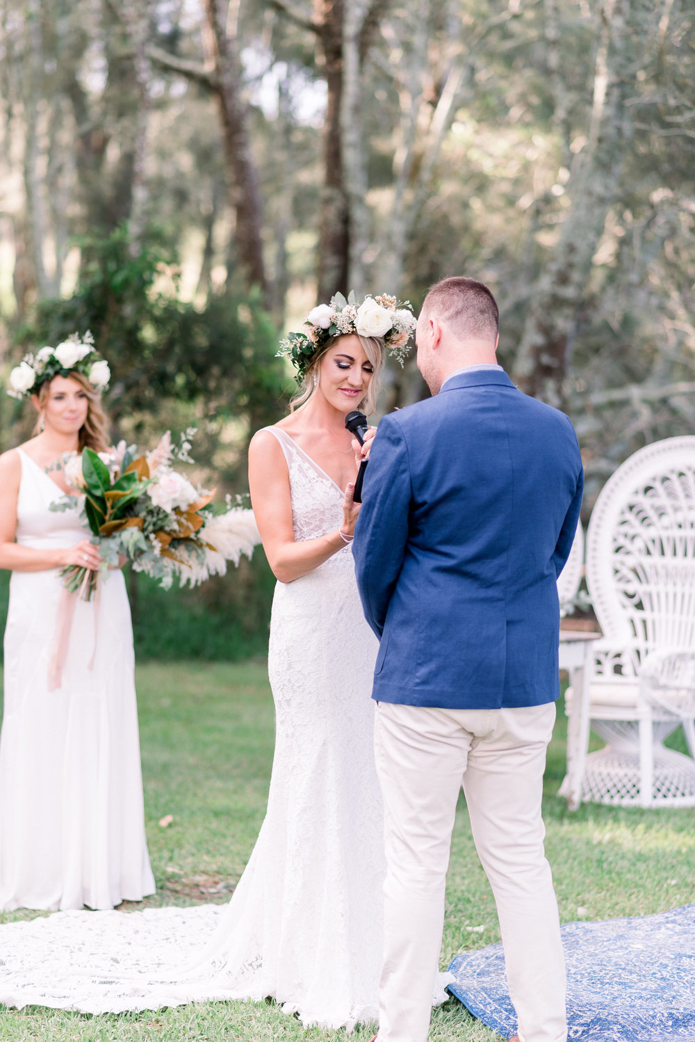 Wallis Lakehouse Wedding Photos