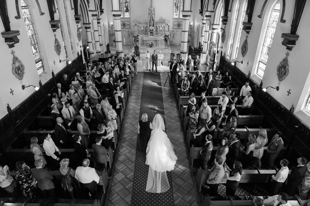 Monte Sant' Angelo Chapel North Sydney Wedding