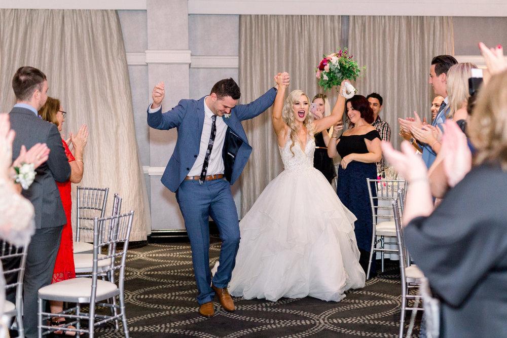 Epping Club Wedding