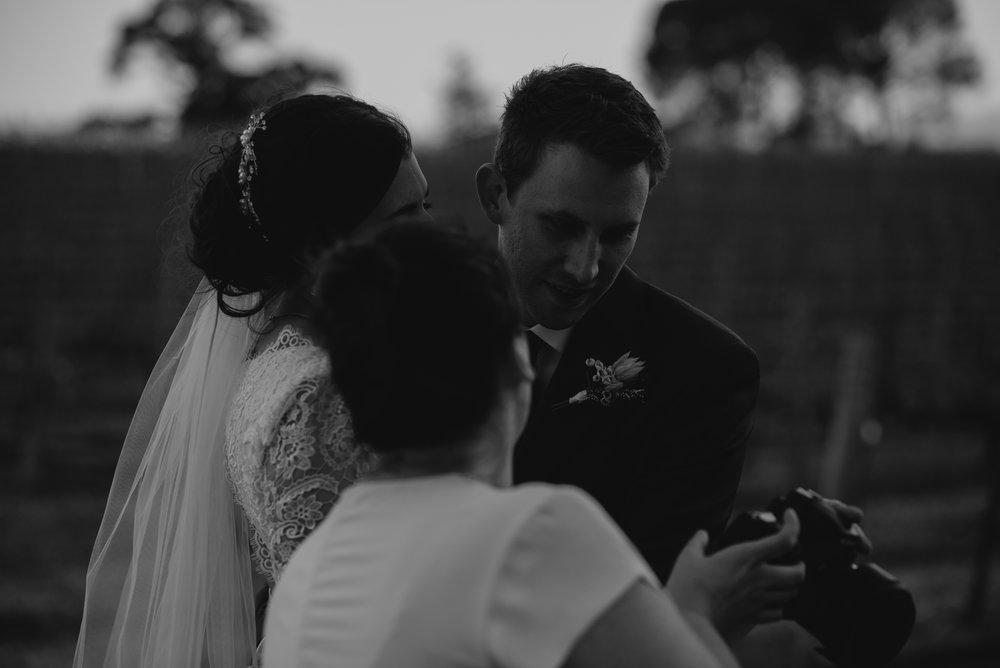Behind the Scenes Newcastle Wedding Photographers