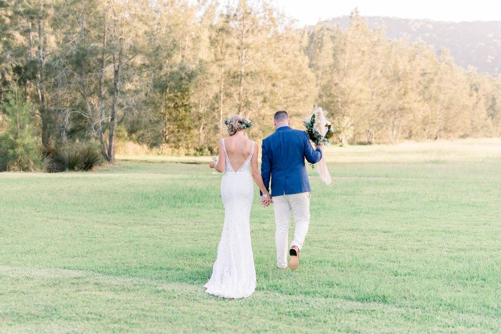 Wallis Lakehouse Wedding Photos