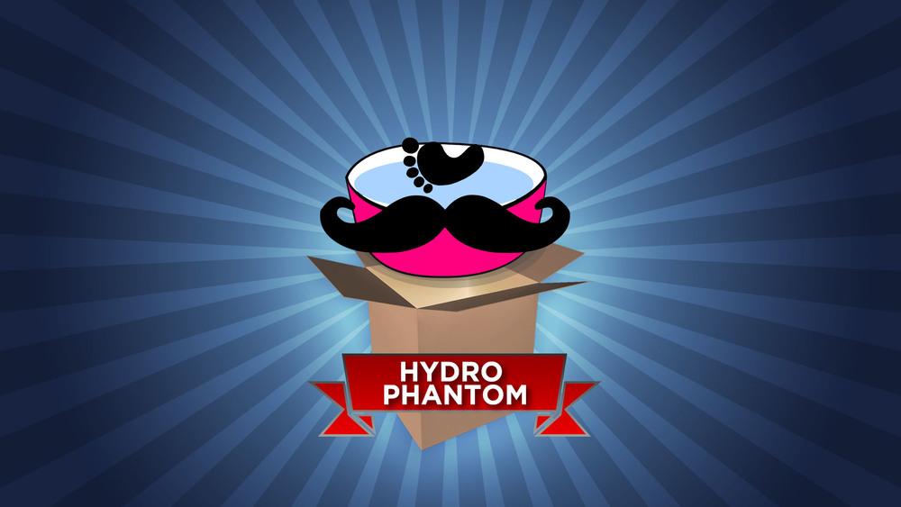 Hypro Phantom Pedi Spa