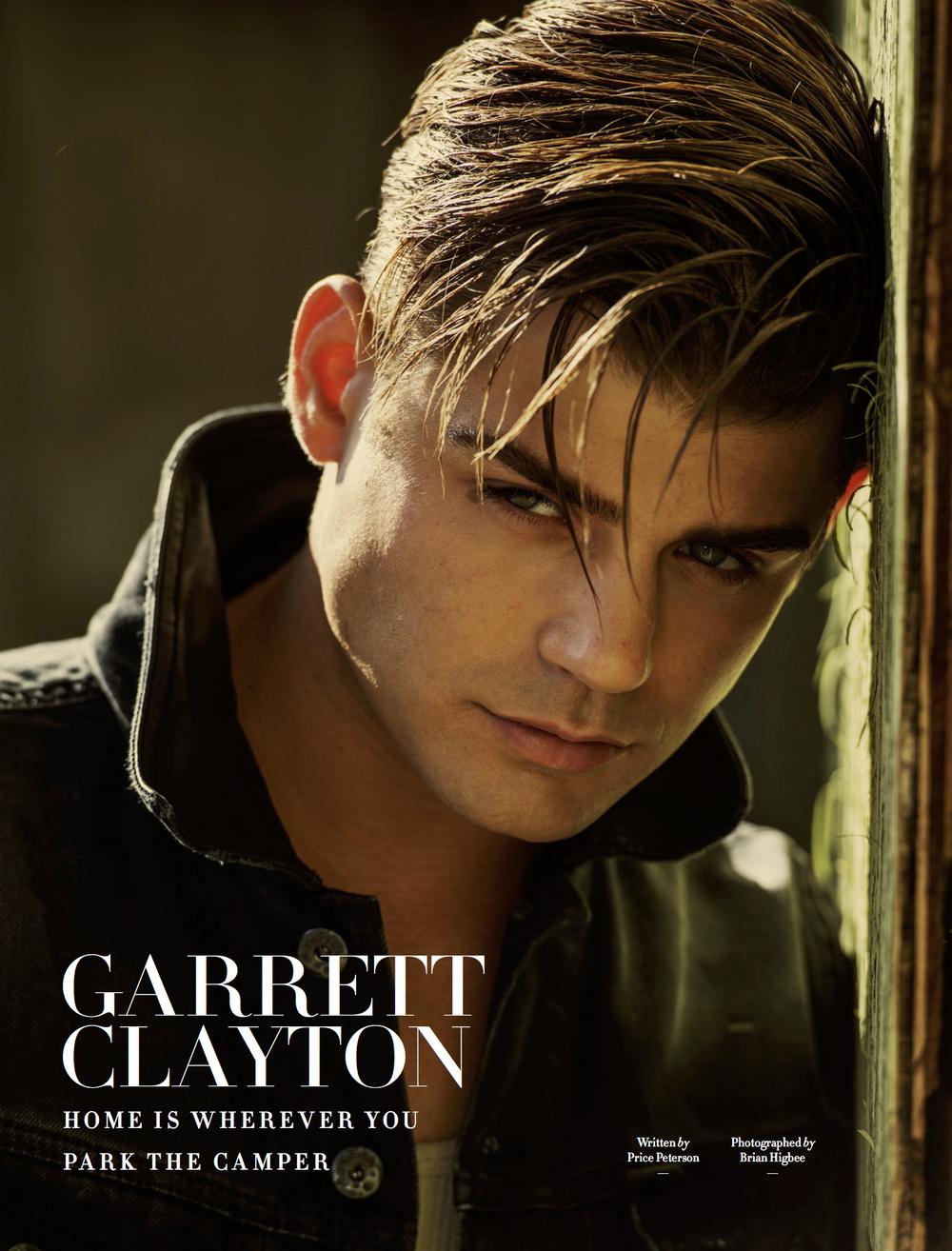 Garrett Clayton | Flaunt Magazine