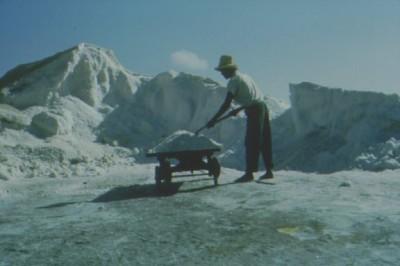 Salt Raker in the 1960's