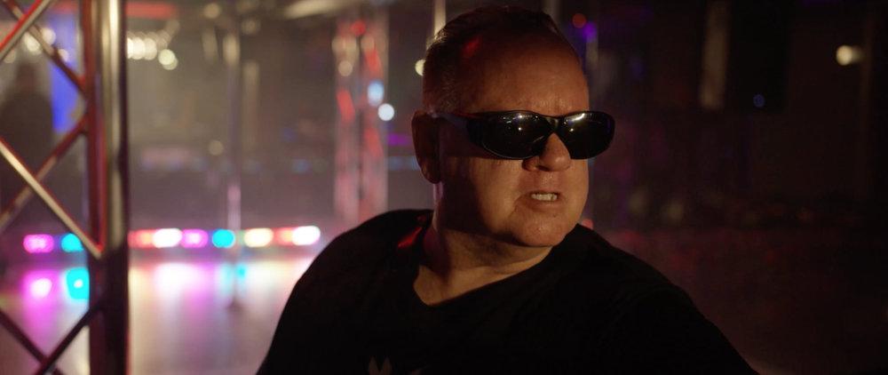Joel D. Wynkoop as Ryan Craig in  Joel D. Wynkoop's Battlesuit.