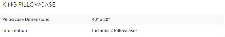 King pillow Cases.JPG