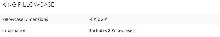 King pillow Cases.JPG