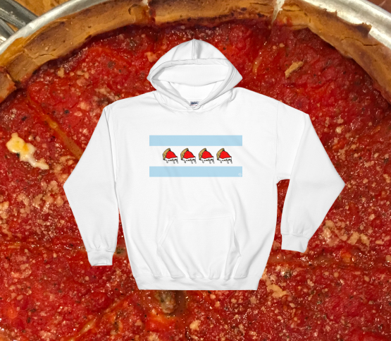 Chicago-hoodie-with-pizza-background.png