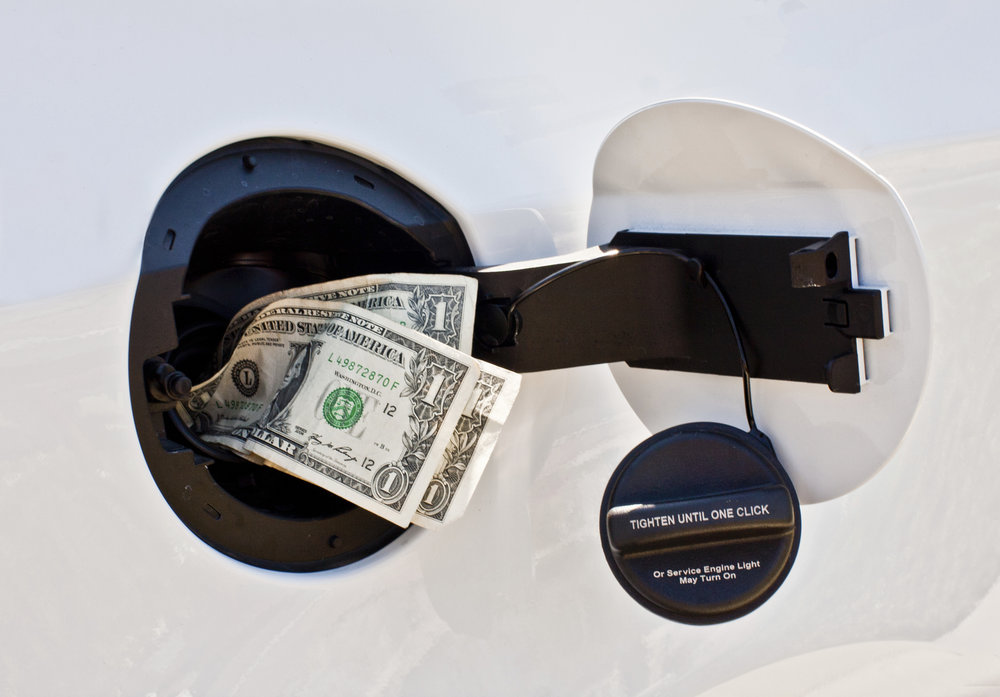 How will truckers be affected by rising gas prices?