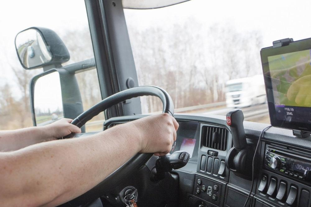 Truck Driver GPS