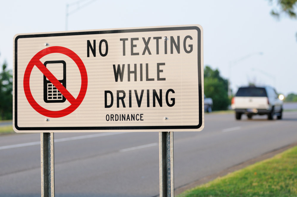 Texting and driving is a huge problem... and it's only getting worse.