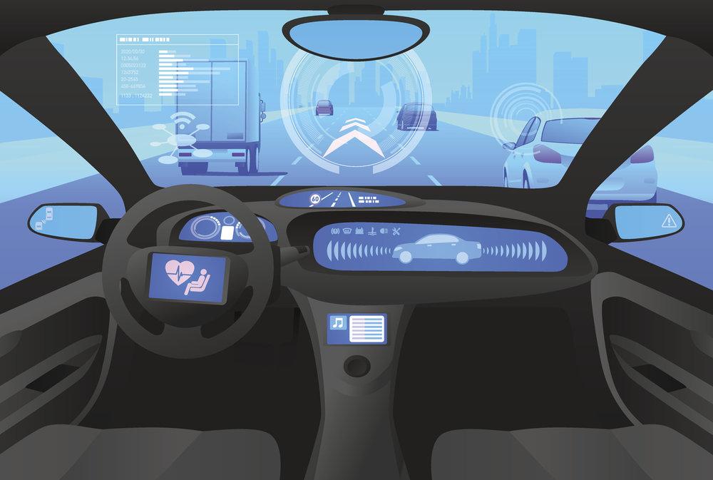 Driverless trucks are on the horizon