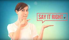 "ChinesePod- Say it Right - ChinesePod ""Say it Right"" Video Course- Excellent video course on the proper way to articulate the possible Chinese sounds. Good looking site, and of course ChinesePod has a great reputation."