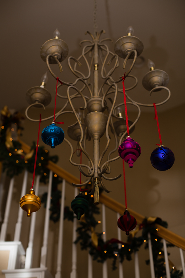 Candlier Ornaments
