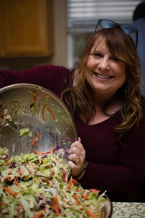 Robyn Berdino Salad