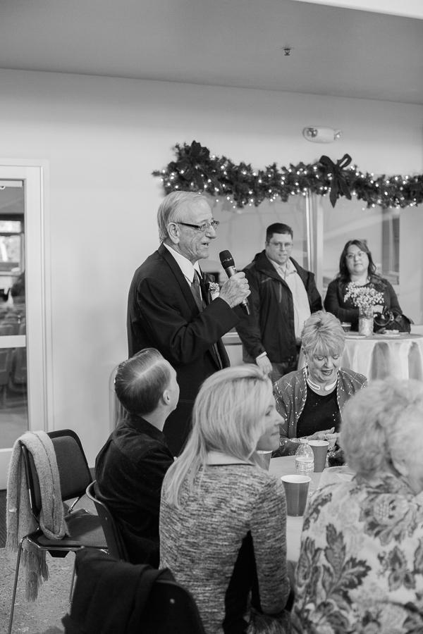 Grandfather Speech and Advice
