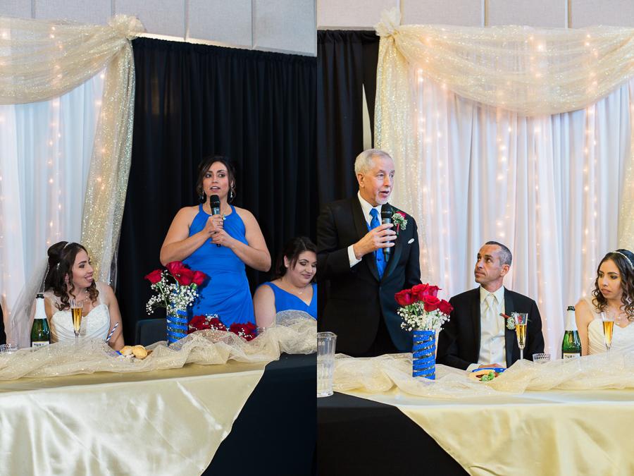Best Man & Maid of Honor Speeches
