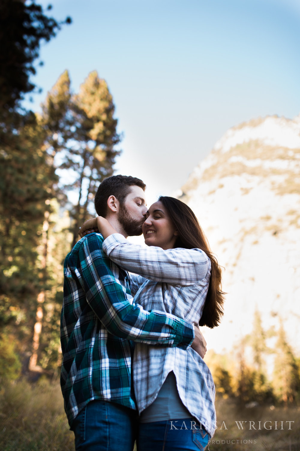 Yosemite Engagement Shoot
