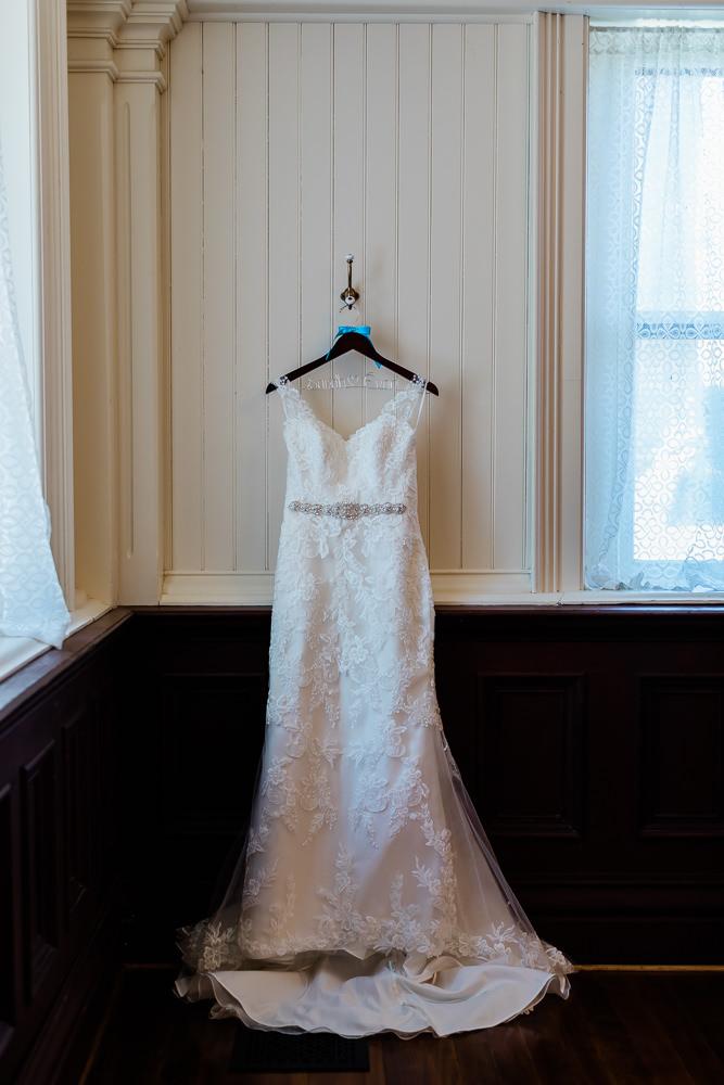 Sarah's Wedding Dress